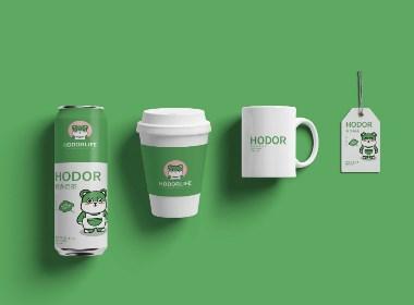 阿多——品牌设计