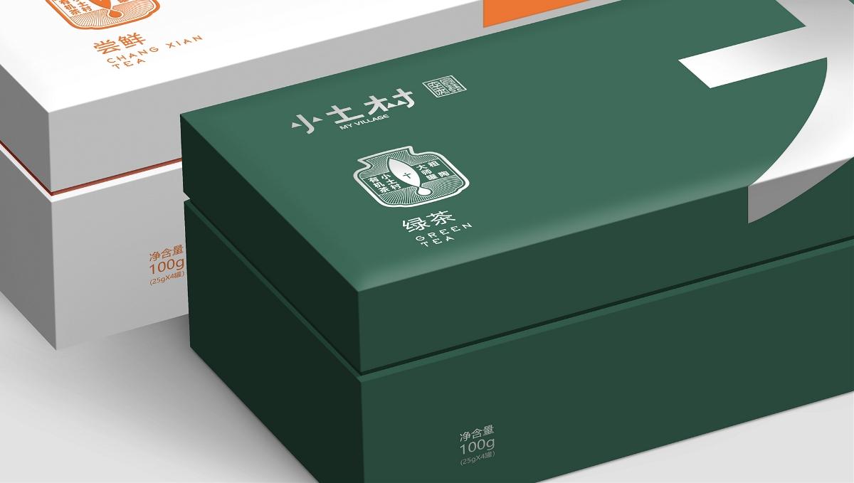 小土村茶叶-意形社