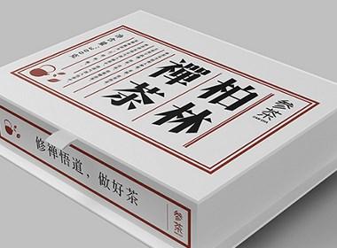 柏林禅寺文创品牌设计-雨田设计