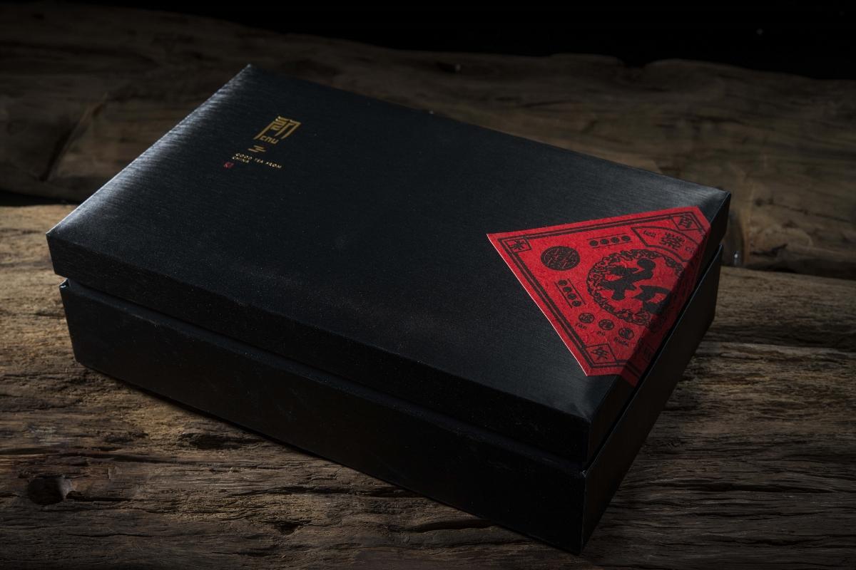 义统×皆行设计:初 | 生铁茶叶包装系列