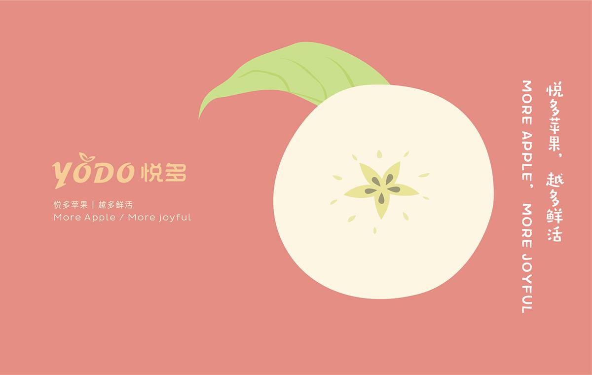 悦多YODO 苹果品牌