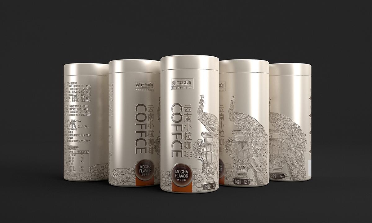 后谷咖啡—徐桂亮品牌设计