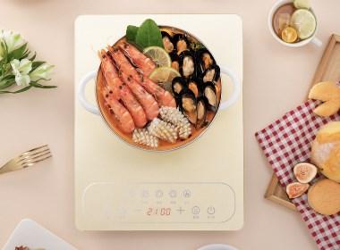 电磁炉居家烹饪美学 I 龙卷风 X 当下视觉摄影