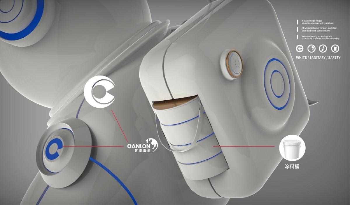 吉祥物设计 |IP设计