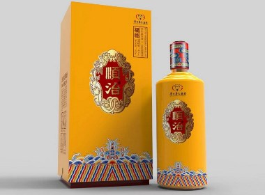 貴州茅臺集團丨順治酒品牌產品包裝合集設計欣賞