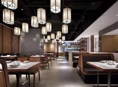 新中式主题餐厅