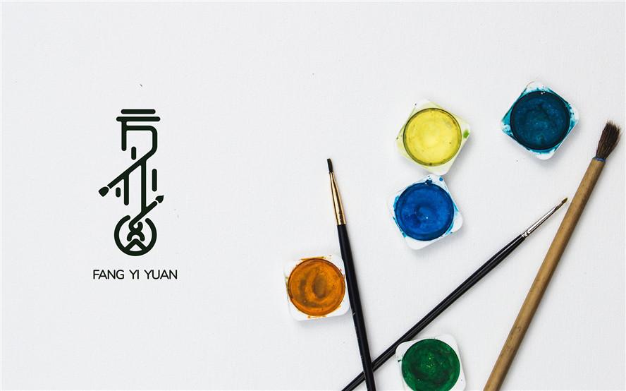 方亦圆品牌形象设计