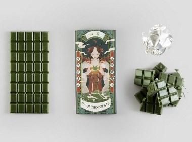 十二星座巧克力包裝