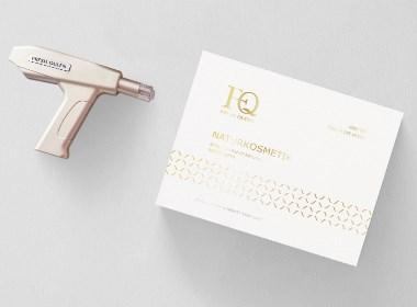 FreshQueen医美化妆品品牌设计