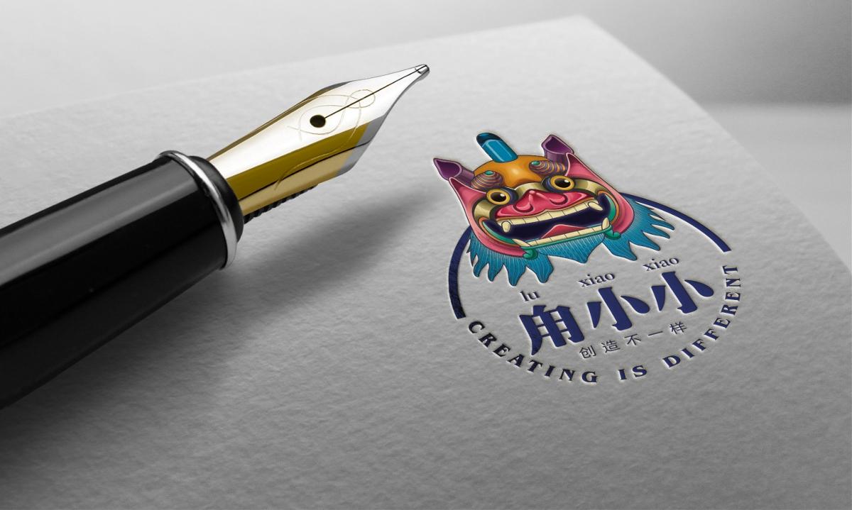 甪(lu)小小果酒——徐桂亮品牌设计
