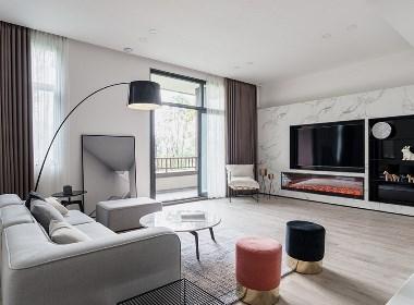 400㎡极简生活方式住宅--欧模设计圈
