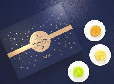 燕窝 · 冰皮月饼 包装设计 | 领秀原创作品