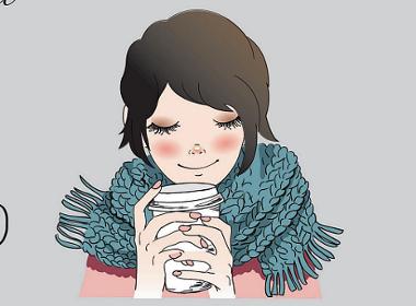 米果设计   小确茶 —— 有幸遇见你