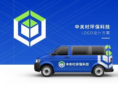 中关村环保科技LOGO