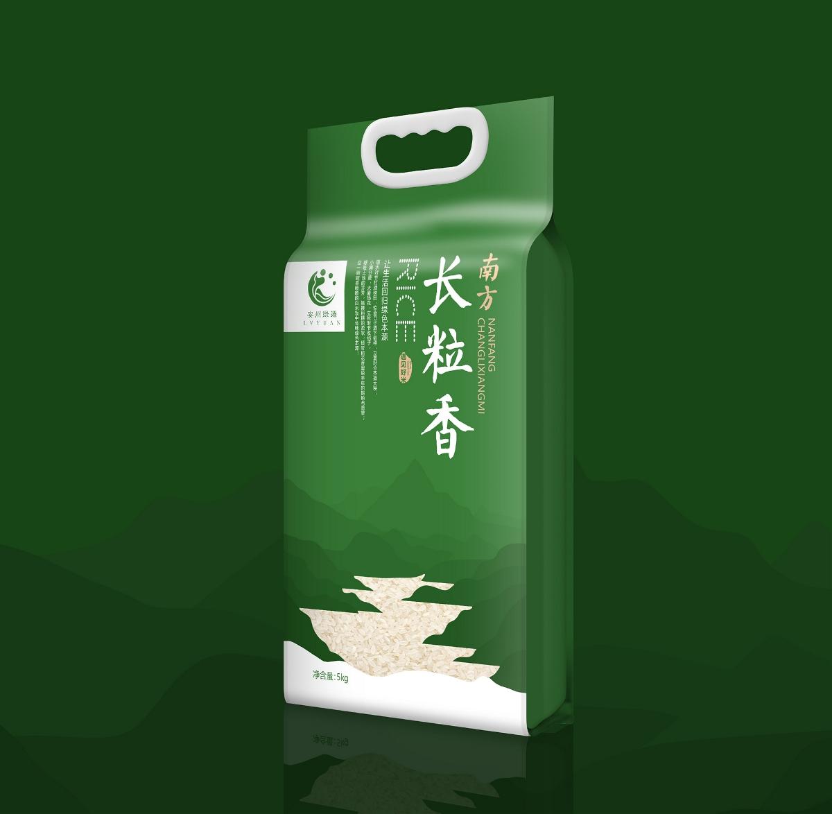 大米包装-意形社