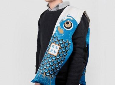 年年有鱼大米包装设计