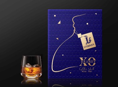 洋酒XO包装设计