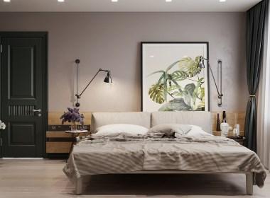 北欧卧室设计方案