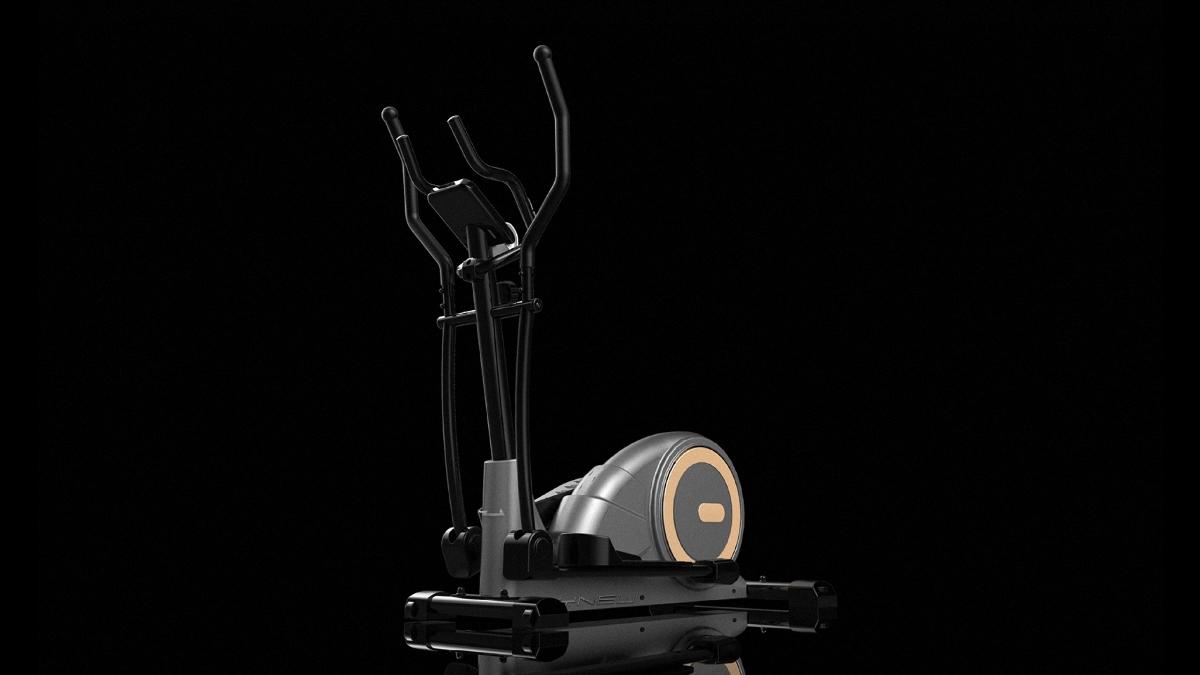 工业渲染 健身器材 产品设计