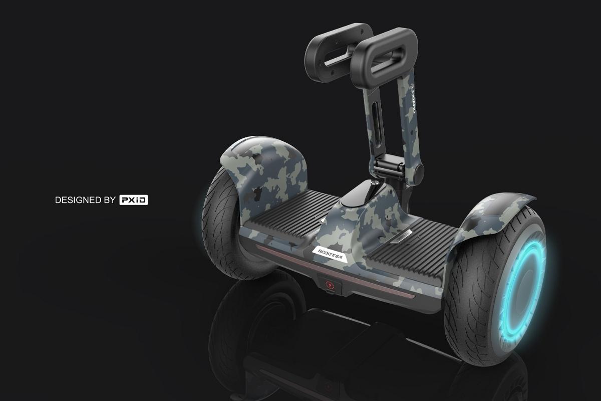 平衡车设计