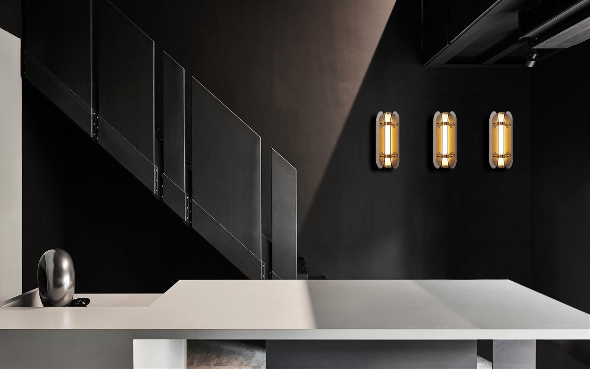 温暖且个性灯饰设计,轻奢风的独特品味!