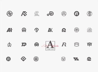 字母组合-A