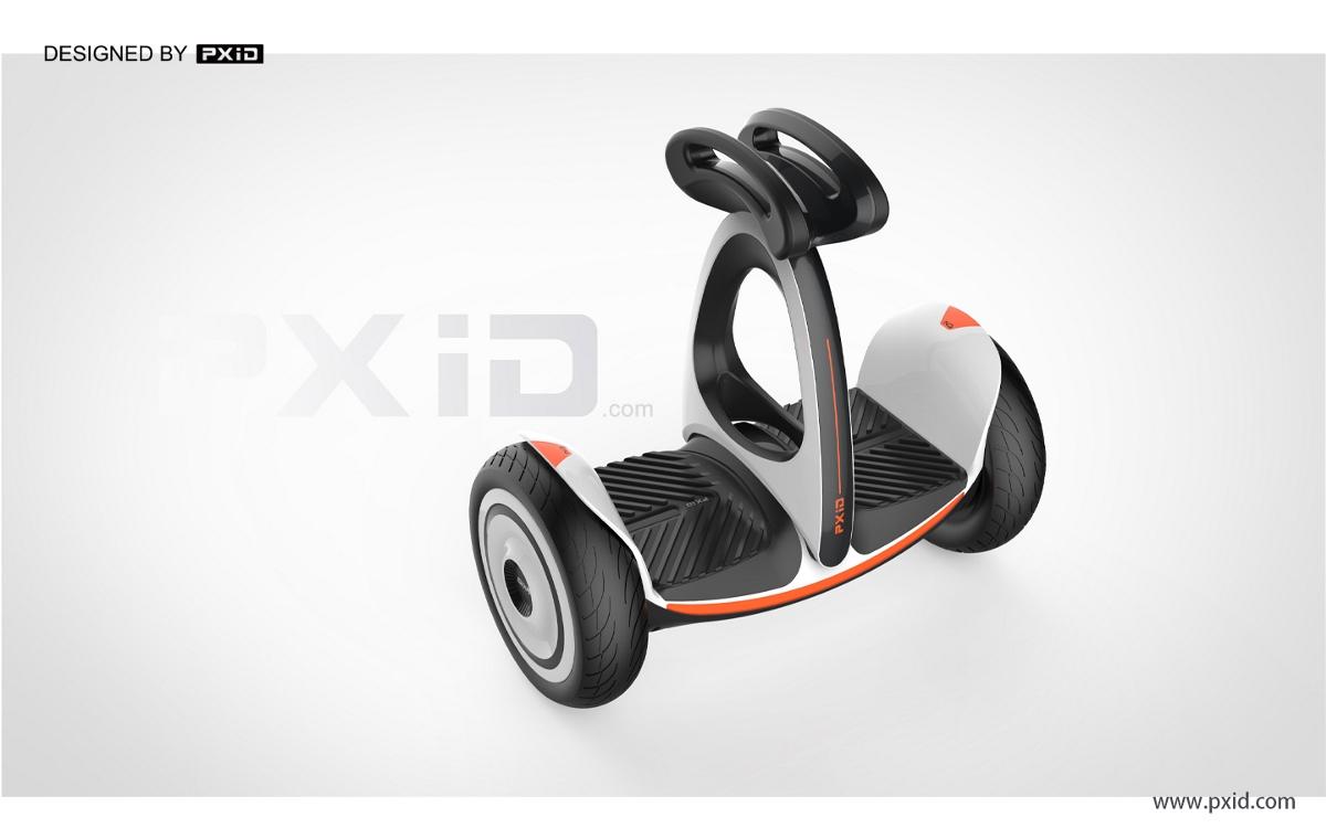 水滴车平衡车设计