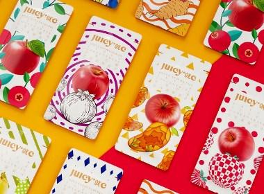 高鹏设计——浓缩水果清汁饮料包装设计