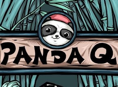 东来也原创设计之pandaQ