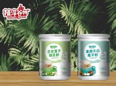 【百納案例鑒賞】中澳-植淳谷物系列品牌策劃案例