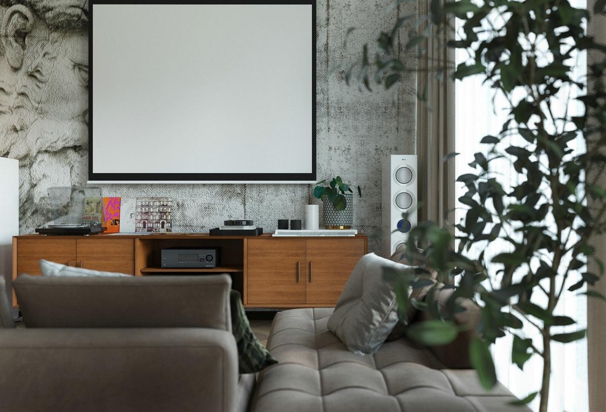 现代混合风 简约单身公寓