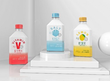 低钠盐水、维生素水、柠檬水