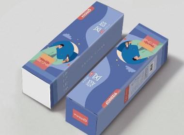 盒子包装,圆筒包装