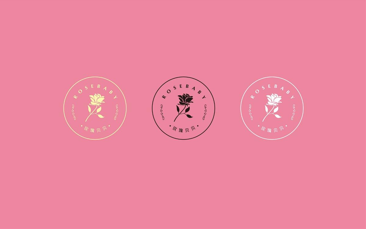 ROSE BADY玫瑰焕颜轻肤系列品牌包装设计