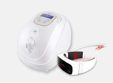 3款不同特质的激光治疗仪设计