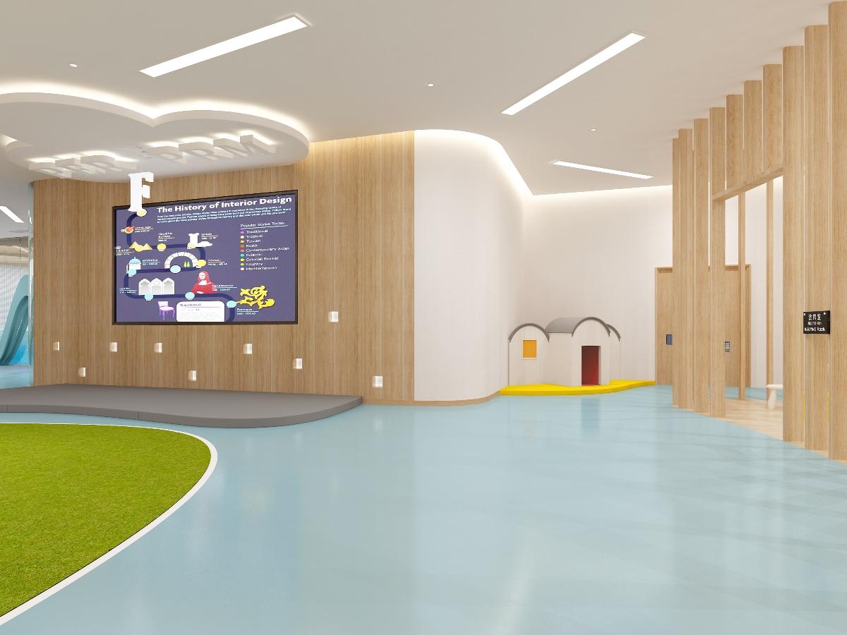 有造设计|21世纪幼儿园