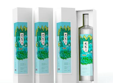 白酒包装设计 |白酒LOGO设计