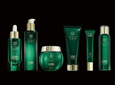 荷润颜化妆品品牌包装策划恒耀平台-山东太歌文化创意
