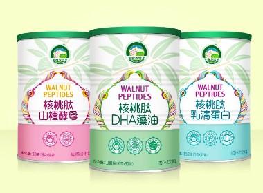 喜多宝×唐风汉韵 | 核桃肽营养品
