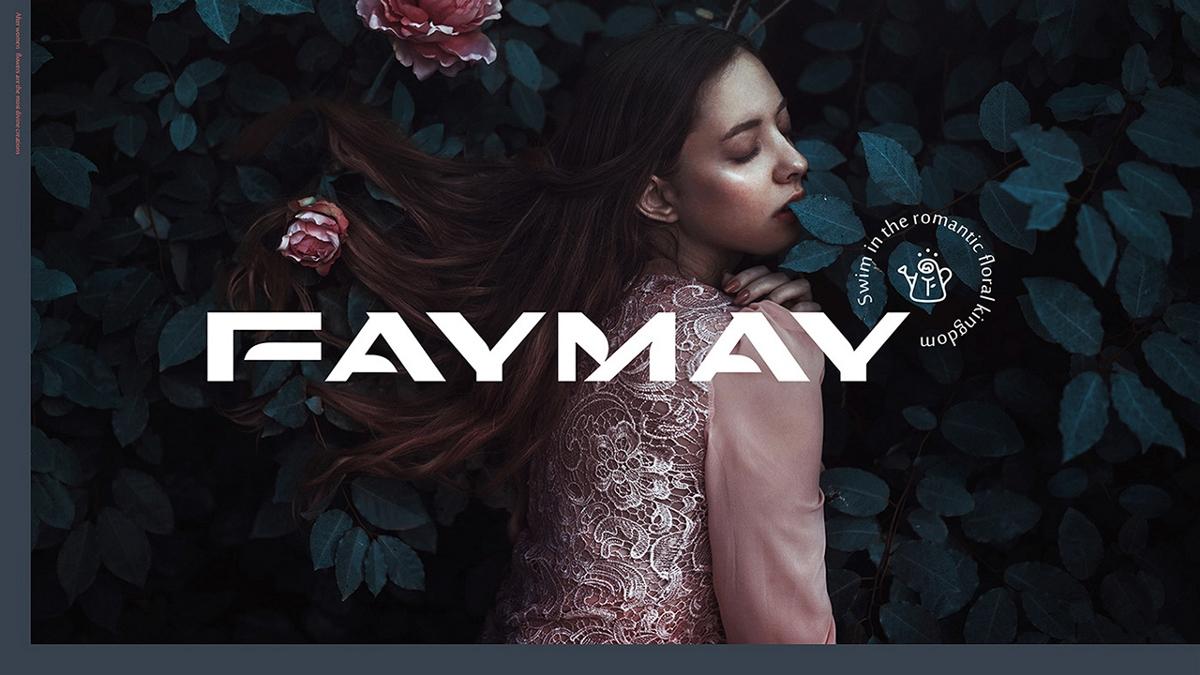FAYMAY花店品牌形象设计