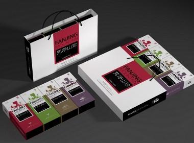 梵净山珍礼盒包装设计