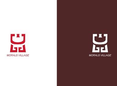 德庄logo 再设计