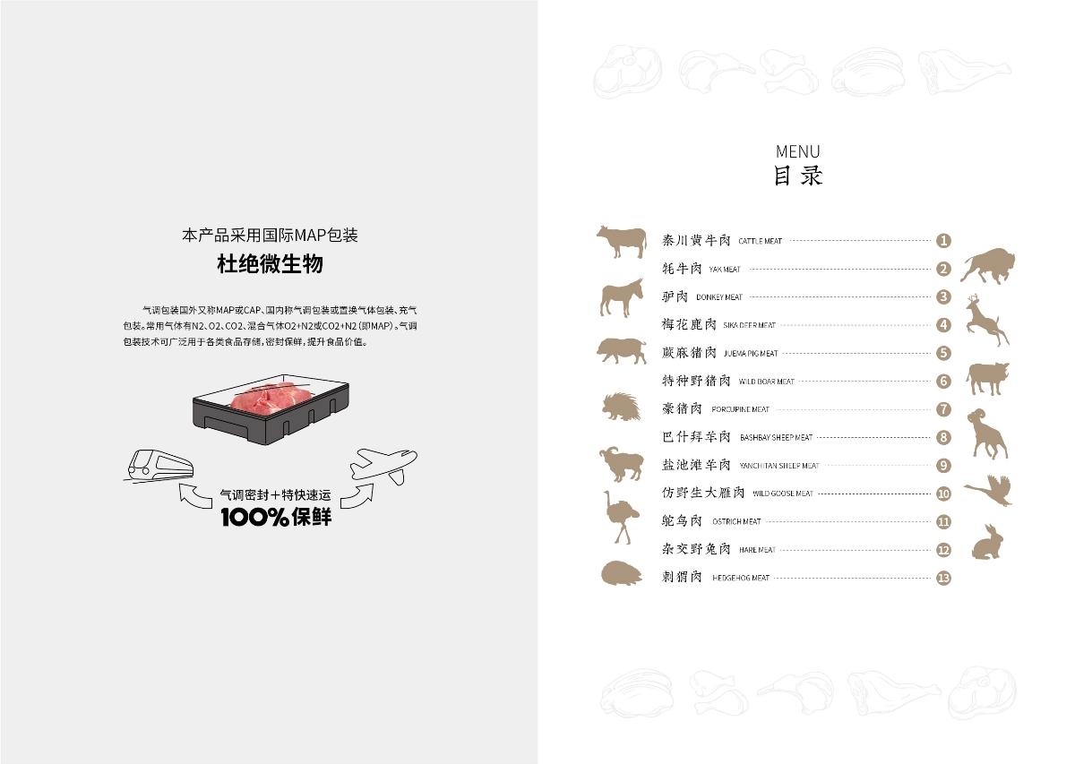 鲜肉鲜画册