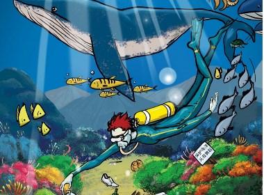 海洋环保海报