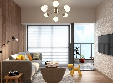 北歐日式原木風格住宅設計-前意識設計葉平作品