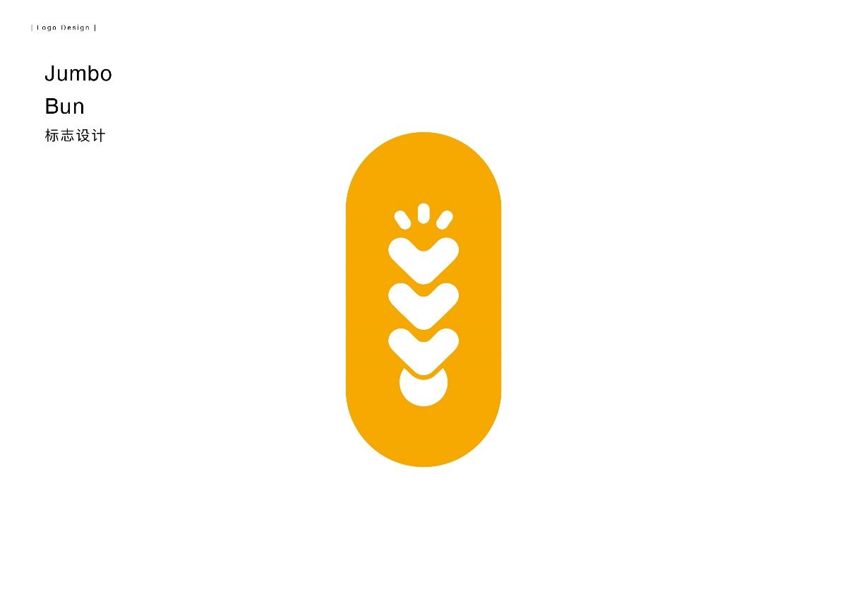 滋宝包 烘焙 面包 连锁店 logo 标志设计 品牌设计
