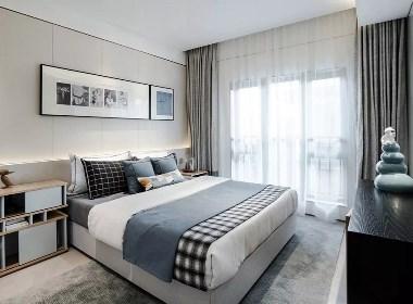 郑州瀚海晴宇135平全屋定制,气质满满的新家设计