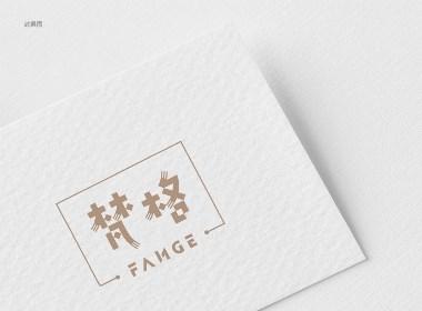 樊格標志 婚紗LOGO標志 化妝 女性LOGO 美妝 造型 少女logo 文藝logo 時尚標志