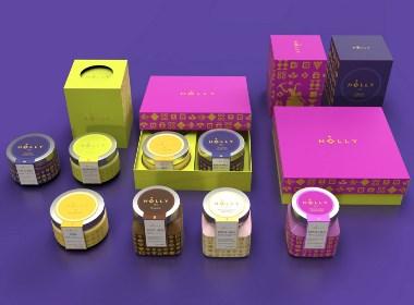 蜂蜜食品创意包装设计
