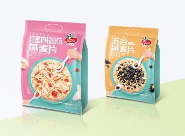 艾溢侬-燕麦片设计